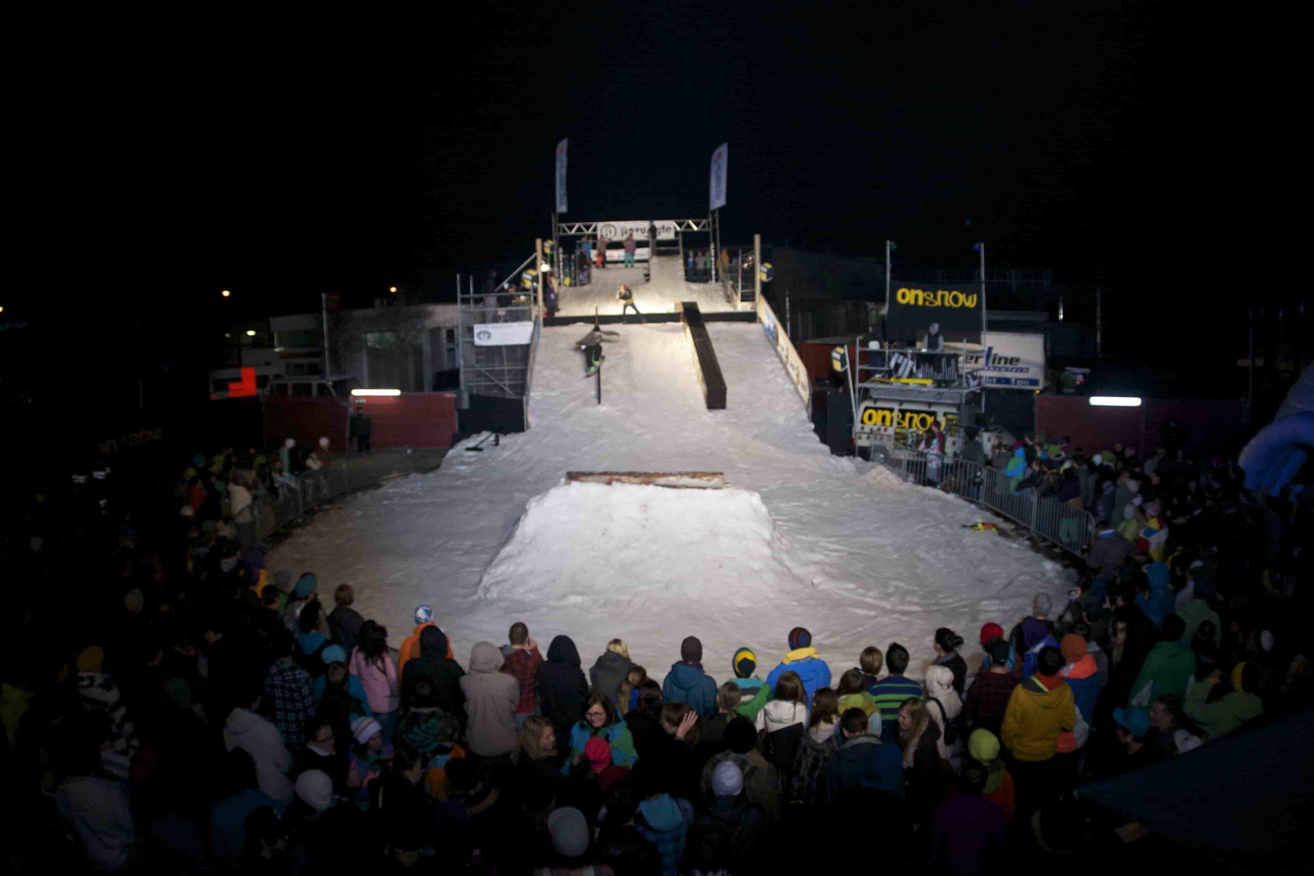 Event «On Snow» in Dornbirn