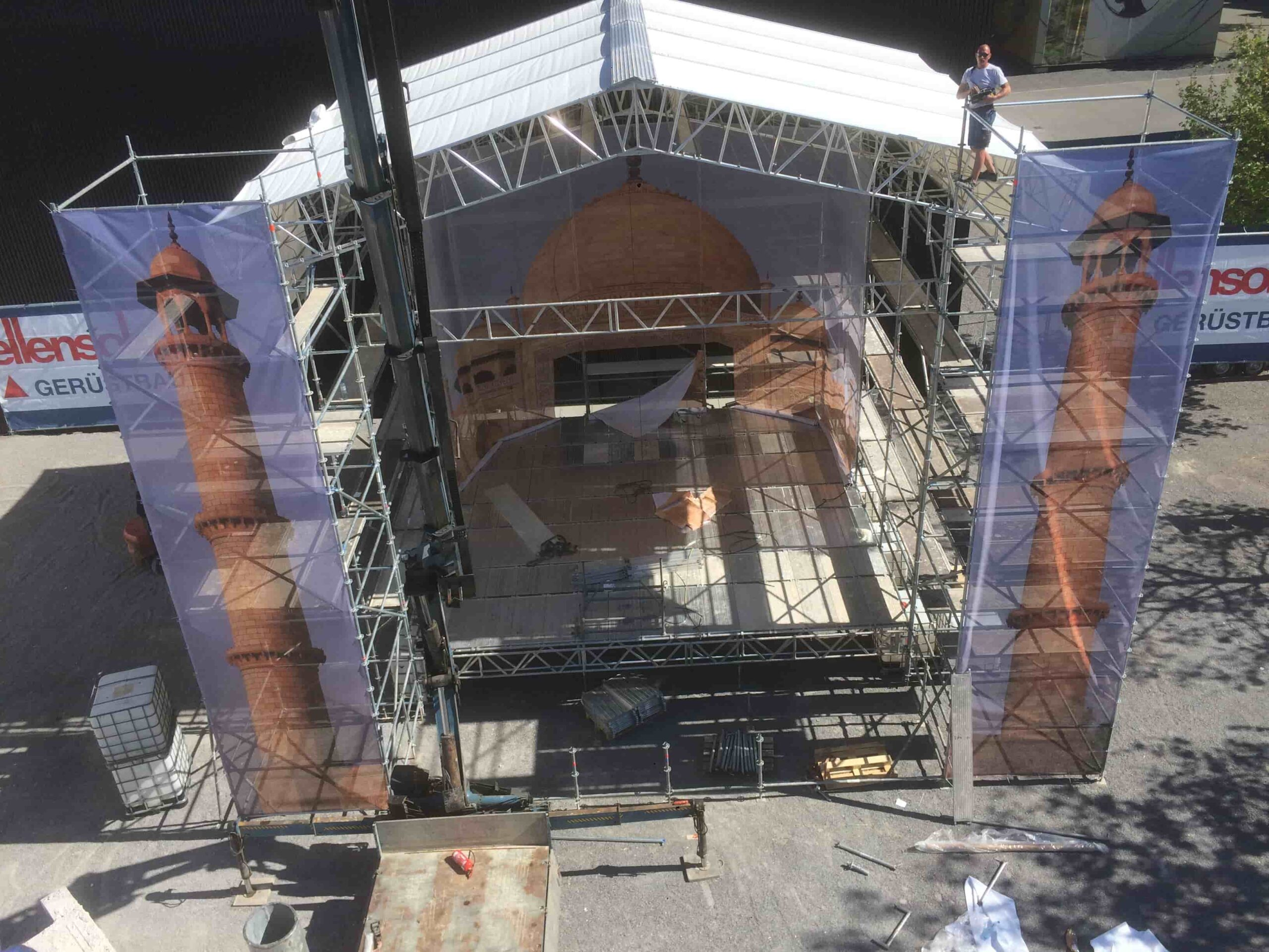 «Holi Flash» Festival Dornbirn