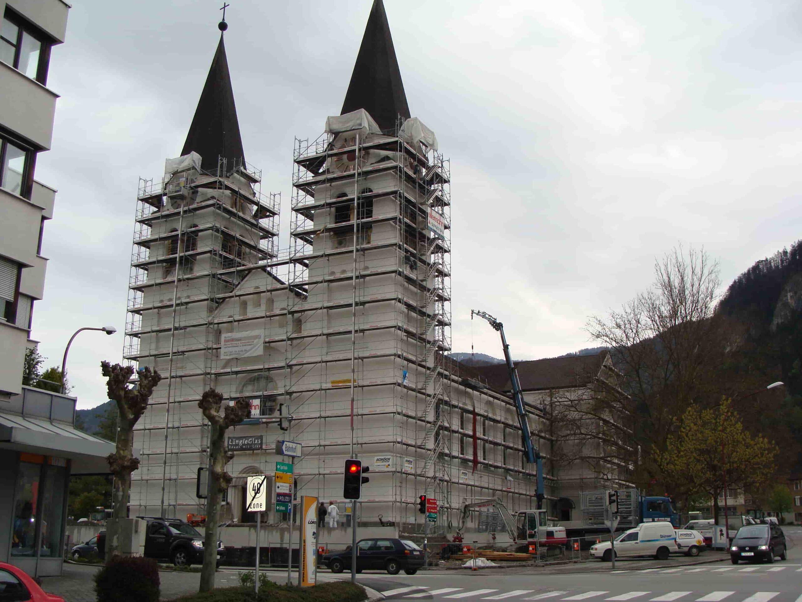 Neue Pfarrkirche Götzis